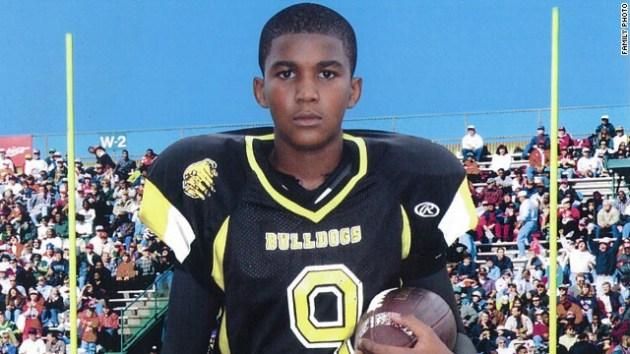 Trayvon Martin, killed in Sanford, Florida