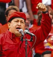 Hugo Chávez/ deadspin.com