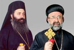 The bishops kidnapped