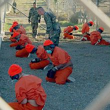 detainees in Guantánamo Bay