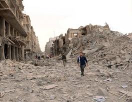 Destruction in Syria after more than two years of war/Islam.ru