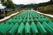 Some of the victims of Srebrenica